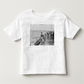 Stanford Rowing Crew Team Photograph Toddler T-Shirt