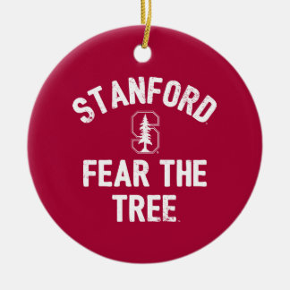 Stanford University | Fear The Stanford Tree Christmas Ornament