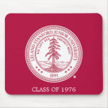 Stanford University Seal White Background