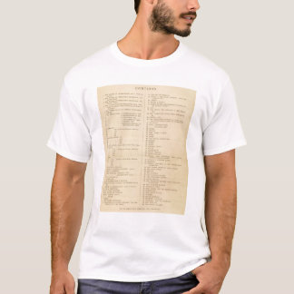 Stanford's London atlas of universal geography T-Shirt