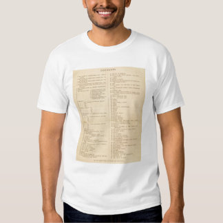 Stanford's London atlas of universal geography Tshirts