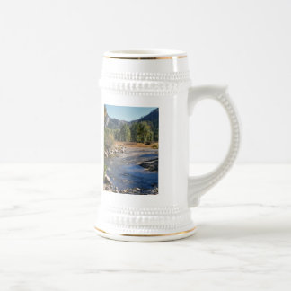 Stanislaus River and Kennedy Meadows Beer Steins