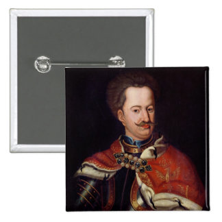 Stanislaw I Leszczynski 15 Cm Square Badge