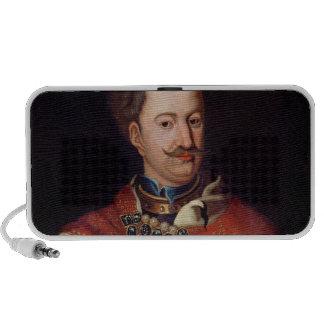 Stanislaw I Leszczynski iPod Speaker