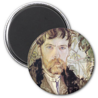 Stanislaw Wyspianski Self Portrait 1902 Magnet