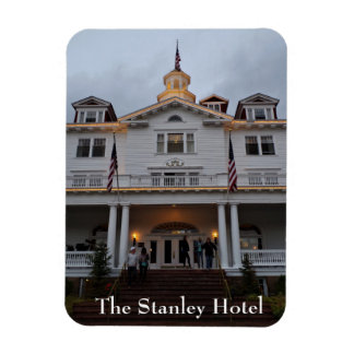 Stanley Hotel Estes Park Colorado Magnet