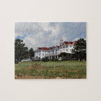 Stanley Hotel Estes Park Colorado Puzzle