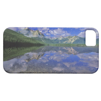 Stanley Lake in the Sawtooth Mountains of Idaho iPhone 5 Cover
