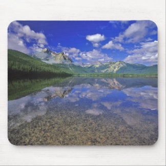Stanley Lake in the Sawtooth Mountains of Idaho Mouse Mat