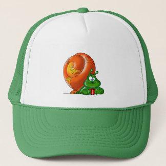 STANLEY SNAIL TRUCKER HAT