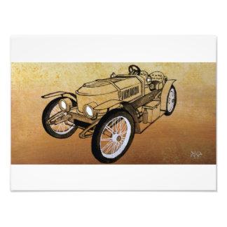 Stanley Steamer Roadster Photo Art