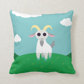 Stanley the Goat Cushion