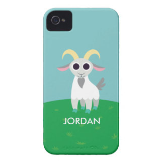 Stanley the Goat iPhone 4 Case