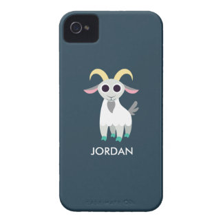 Stanley the Goat iPhone 4 Case-Mate Cases