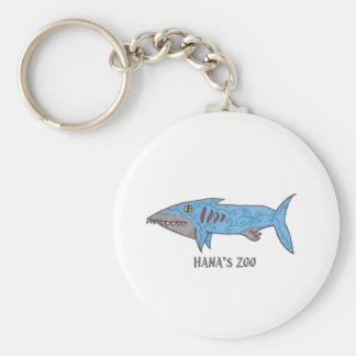 Stanley the Shark Key Ring
