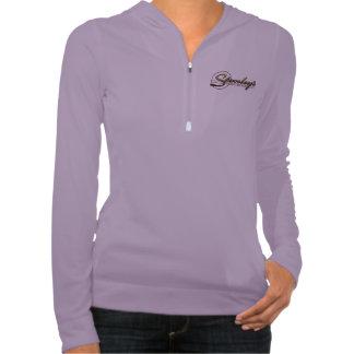 Stanley's Woman's Half Zip Tee Shirt