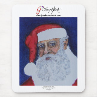 Stanta Clause Mouse Pad