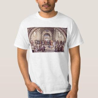 Stanza Della Signatura In The Vatican For Pope Jul T-Shirt