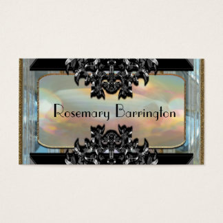 Stanzaraye Baroque Business Card