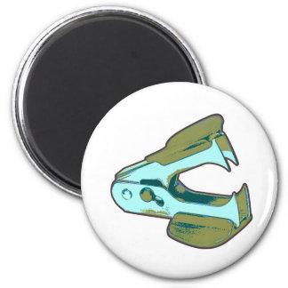 Staple Puller 2 inch round magnet