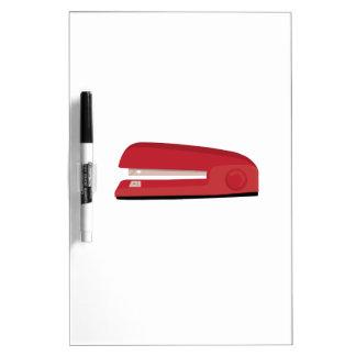 Stapler Dry Erase Whiteboards