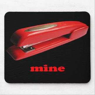 Stapler Mine Mousepad