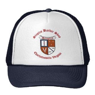 Staples Barber Shop Hat