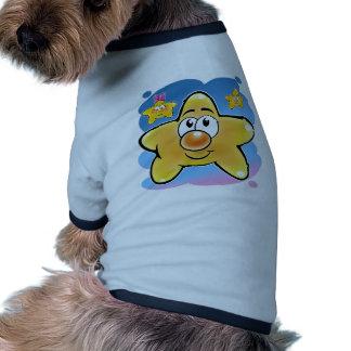 Star 01 doggie tshirt