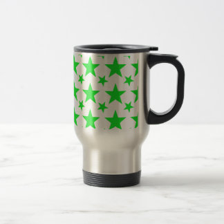 Star 2 Green Travel Mug