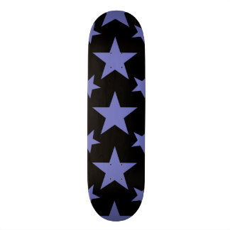 Star 2 Violet Tulip Skateboard