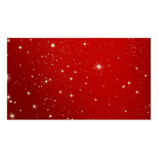 star-474864 stars red white snow  BACKGROUNDS TEMP Business Card Template