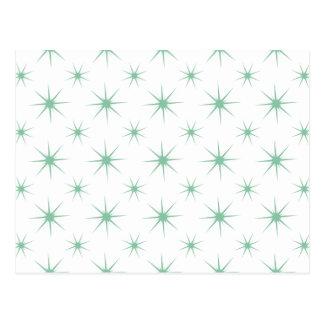 Star 5 Hemlock Postcard