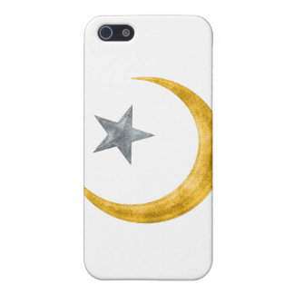Star and Crescent iPhone 5/5S Cases