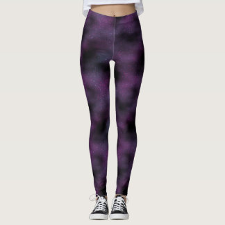 Star and Galaxy Leggings