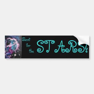 Star Archer Bumper Sticker