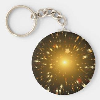 Star Art Key Chain