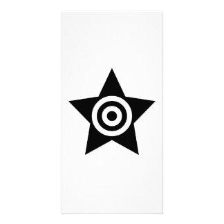 Star Art Photo Cards