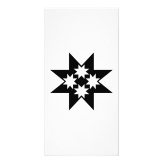 Star Art Custom Photo Card