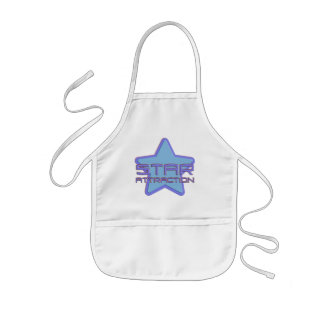 Star Attraction Kids Apron