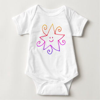 Star Baby Bodysuit