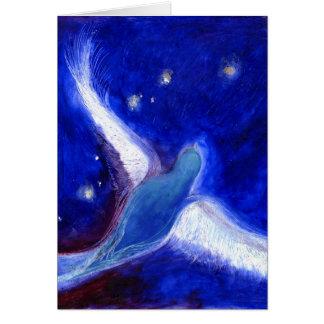 Star Bird 2012 Greeting Card