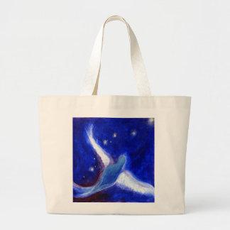 Star Bird 2012 Large Tote Bag