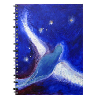 Star Bird 2012 Spiral Notebook