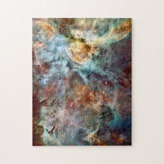 Star birth & death in the Carina Nebula Puzzle
