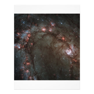 Star birth in Messier 83 Personalized Flyer