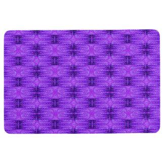 Star Birth Loving Purple-dish Floor Mat