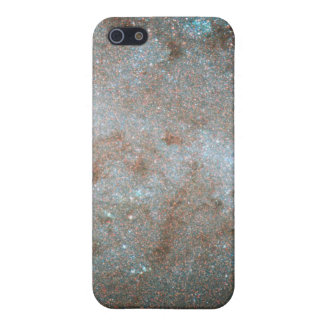 Star-Birth Party Almost Over in NGC 2976 Cover For iPhone 5/5S