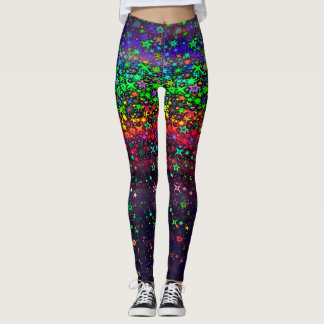 Star Blast Leggings