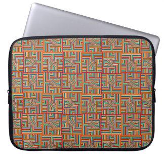 Star Checker Laptop Sleeve