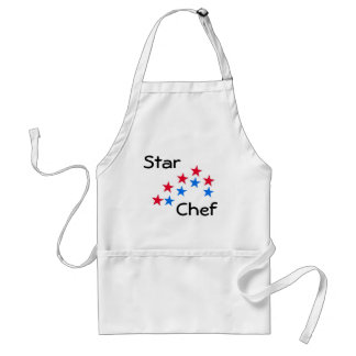 Star Chef Apron